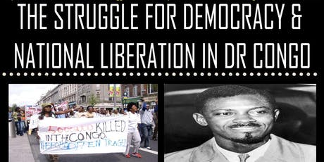 The struggle for democracy & national liberation in the Congo tickets