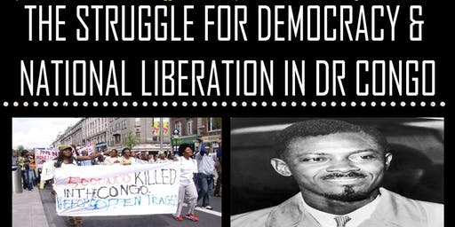 The struggle for democracy & national liberation in the Congo
