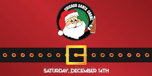The Chicago Santa Crawl in River North! - A Holiday Themed Bar Crawl!