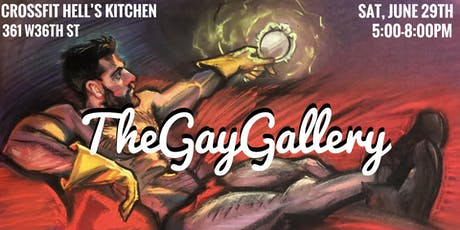 TheGayGaston presents: TheGayGallery World Pride Weekend tickets