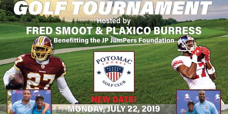 2019 Celebrity Charity Golf Tournament Hosted by NFL Fred Smoot & Plaxico Burress  tickets