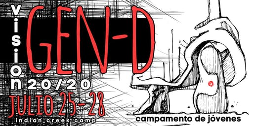 Gen-D  (HYC2019 - Visión 20/20) Campamento de Jóvenes Hispanos de la Conferencia de KY-TN