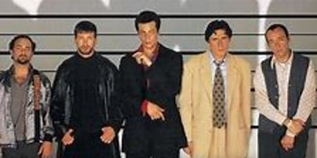 Film night (3rd July) - The Usual Suspects (18) tickets