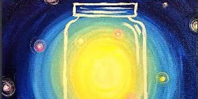 Paint Wine Denver Fireflies Sun Aug 4th 5:30pm $25