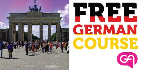 Free German Course  tickets