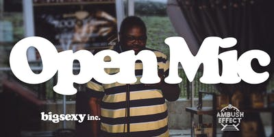 Self Love Open Mic