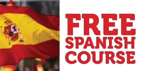 Free Spanish Course  tickets