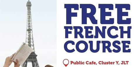 Free French Course  tickets