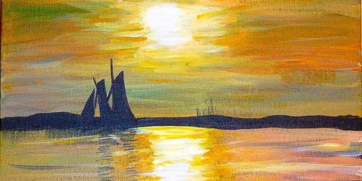 Paint Wine Denver Amelia Island Sun Aug 18th 5:30pm $25