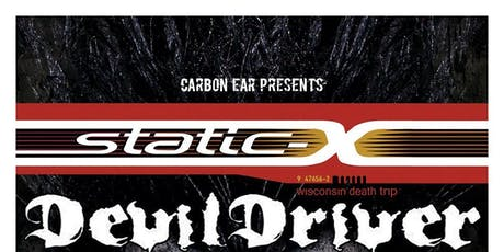 Static-X @ The Orpheum tickets