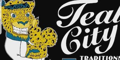 Teal City Tasting