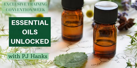 Essential Oils Unlocked tickets