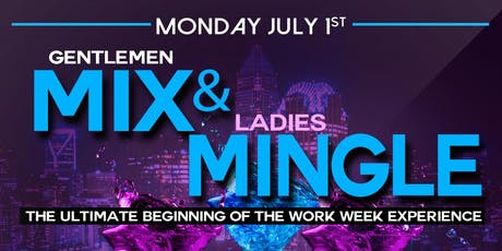 Mix & Mingle Monday tickets
