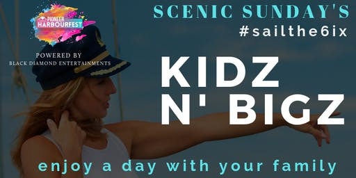 Kidz N' Bigz - Family Cruise Day on Pioneer Cruises