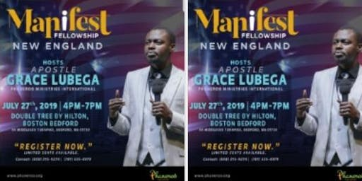 SPECIAL SERVICE WITH APOSTLE GRACE LUBEGA