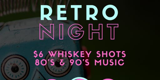 Retro Night 80's + 90's Music  on Pioneer Cruises