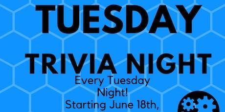 Tuesday Night Trivia tickets