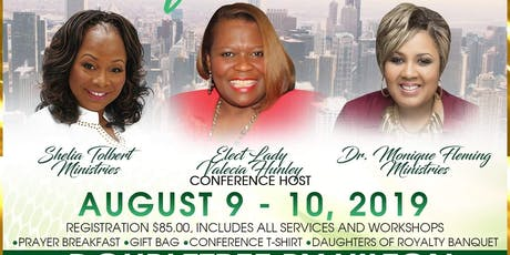 WOMEN OF COMPLETION MINISTRY ANNUAL CONFERENCE tickets