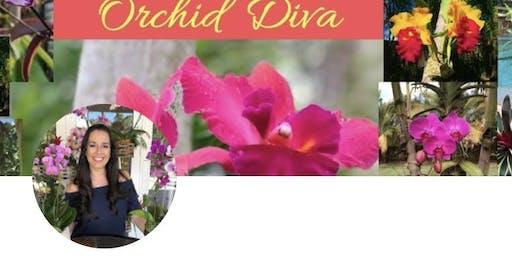 Orchid Diva Workshop and 10K Celebration