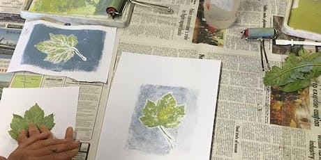 Monoprinting Introduction! tickets