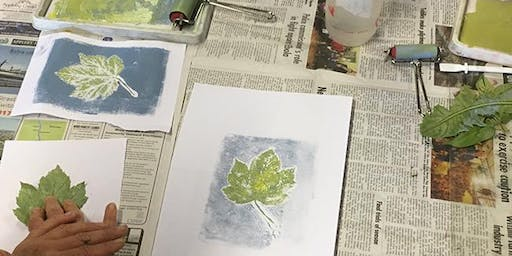 Monoprinting Introduction!