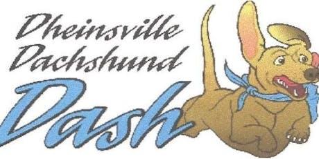 2019 Dheinsville Dachshund Dash tickets
