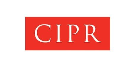 CIPR Groups Big Summer #DrinknLink tickets
