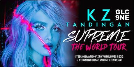 KZ Tandingan Supreme World Tour Toronto tickets