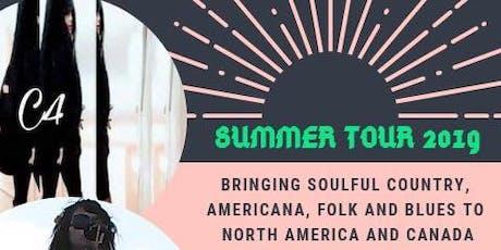 The C4 Band Summer Tour: Toronto - Tranzac tickets