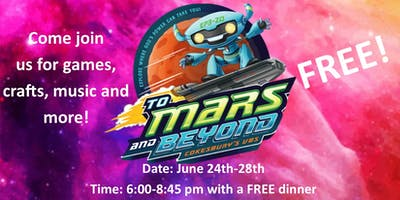 VBS: To Mars and Beyond!