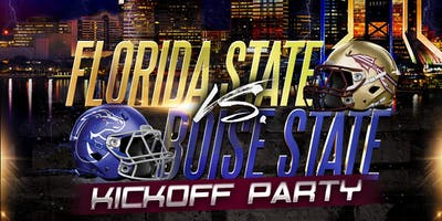 FSU VS. BOISE STATE FOOTBALL GAME KICKOFF PARTY