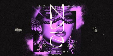 NYE 2020 Waterfront Gala Ball tickets