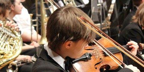 Concert au jardin: Orchestre Symphonique des jeunes du West Island billets