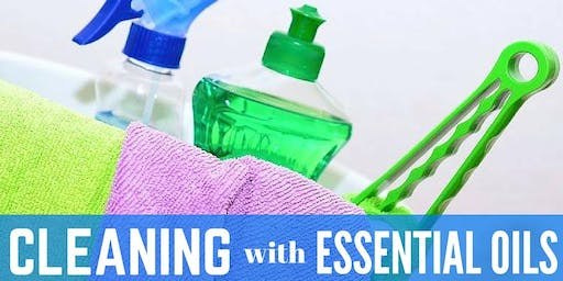 Ways to Wellness - Cleaning with Essential Oils