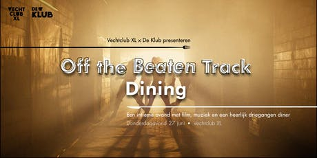 Off The Beaten Track Dining! tickets