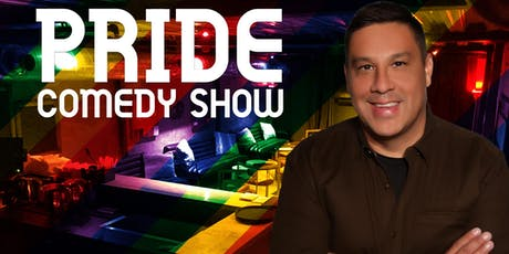 PRIDE Comedy Show tickets