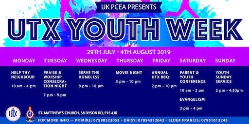 UTX Youth Week