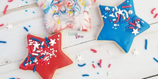 'Lil Stars' Cookie Decorating Fun