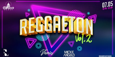 Reggaeton Vol.2 tickets
