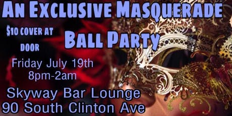 An Exclusive Masquerade Ball theme Party  tickets