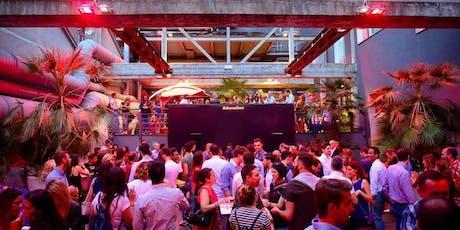 NHow Hotel   Terrace Party & Street Art Battle FRIENDCHIC biglietti