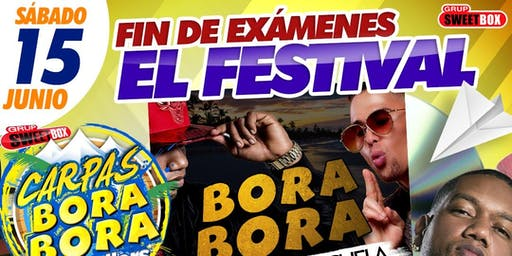"FIN DE EXÁMENES ""El festival"""