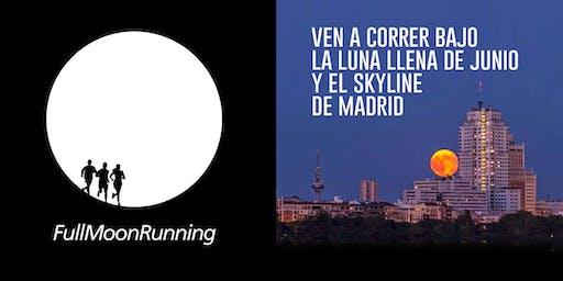 FullMoonRunning (Casa de Campo Madrid)