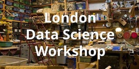 Data Science hackday tickets