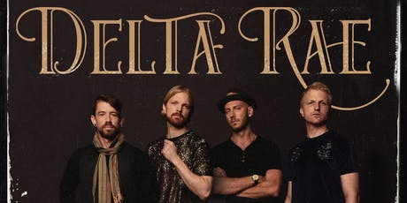 Delta Rae with The Parachute Brigade tickets