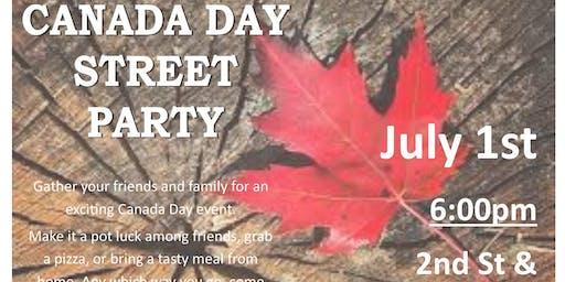 Naramata Canada Day - Street Party