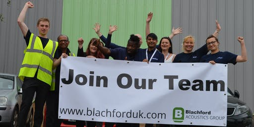 Blachford UK Degree Apprentice Recruitment Open Day