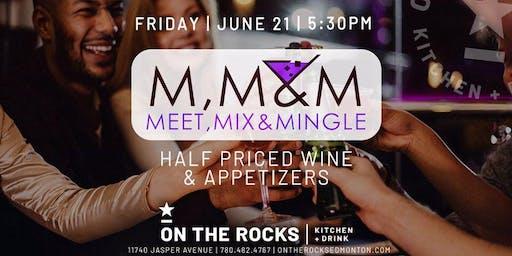 JUNE Meet, Mix, & Mingle