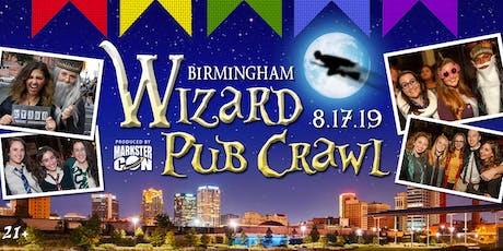 Wizard Pub Crawl (Birmingham, AL) tickets