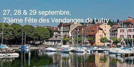 Papet Vaudois à la Fête des Vendanges billets